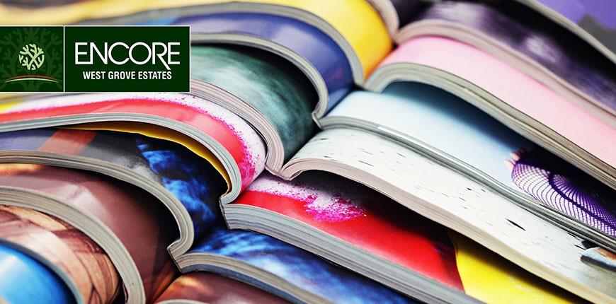 Encore West Grove Estates Featured in NextHome Magazine