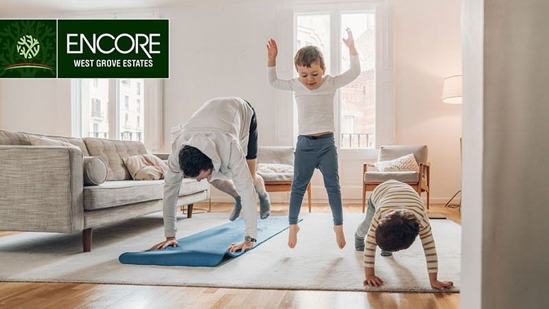 Top 10 Tips for Staying Active in Your New Home