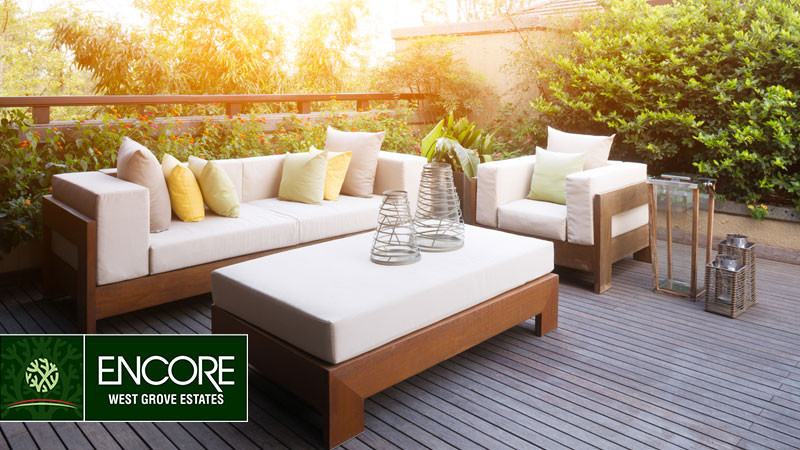5 Tips For Your Outdoor Living Space