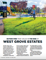 Buyers find True Value in The Rise at West Grove Estates